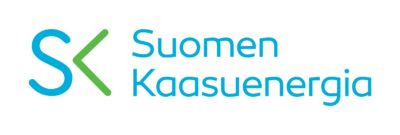 Suomen kaasuenergia logo