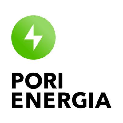 Pori energia logo